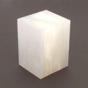 Kirinite Wedding White Pearl Project Blank